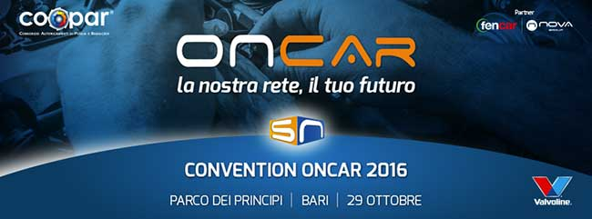 convention oncar